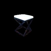 Табурет Лофт с мягким сиденьем