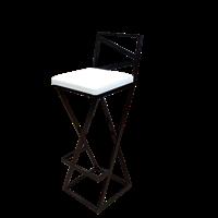 Барный стул Лофт с мягким сиденьем